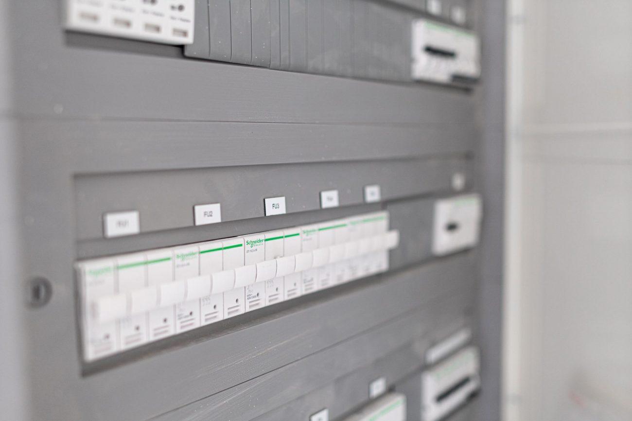 ABC Elektroinštalácie - NsP Dunajská Streda - poistná skryňa