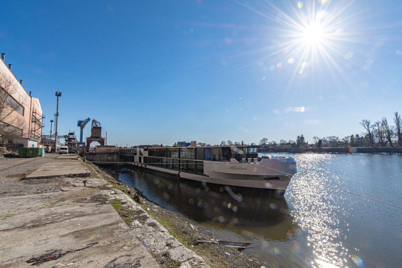 ABC Elektroinštalácie - SAM Shipping - Elektroinštalácia lode