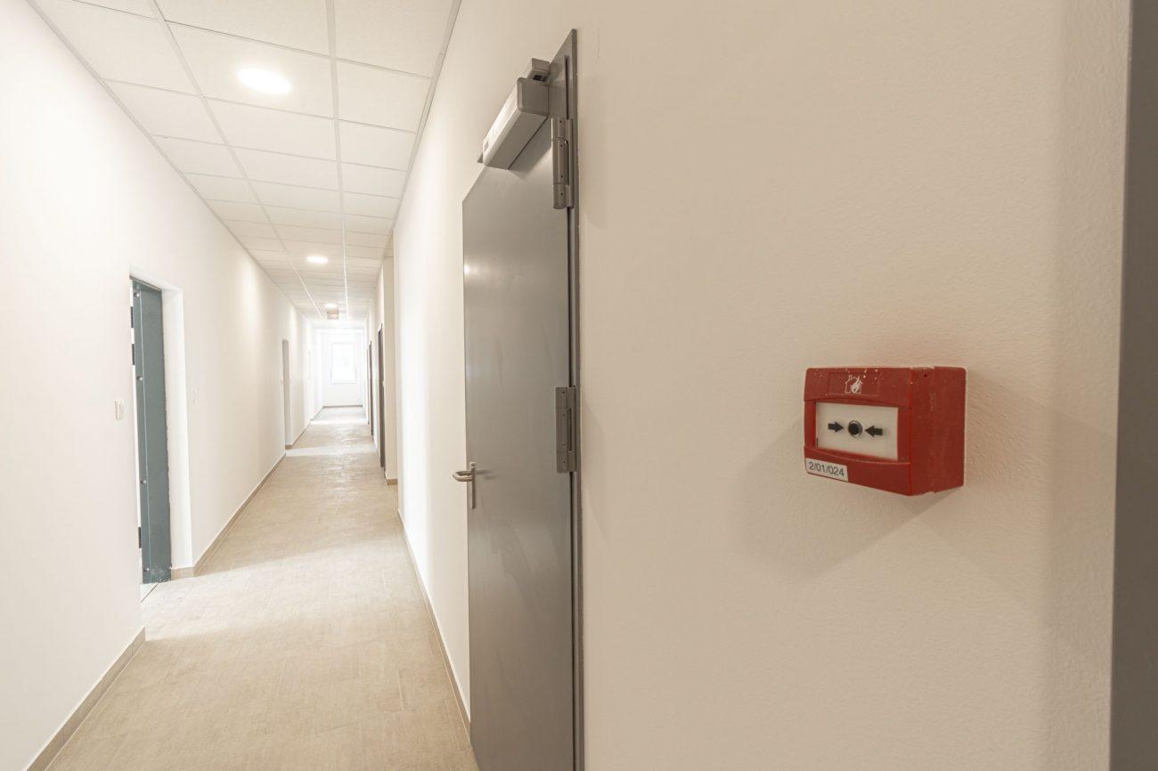 Omnia Bratislava ABC Elektroinštalácie - požiarna ochrana